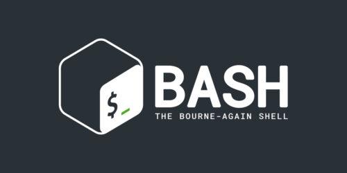 bash shell logo